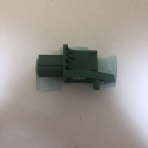 GENUINE VOLKSWAGEN Crash Impact Sensor Rear Left 3C0909606