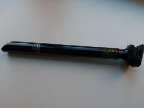 FSA FR 200 BLACK INLINE SEATPOST 30.9mm x 350mm GRAVITY LIGHT 215g BRAND NEW