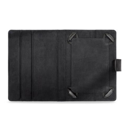 """WHITE BULLDOG FRANCESE CUCCIOLO Rosa Universale per Tablet 9-10.1 /""""FLIP case cover"""
