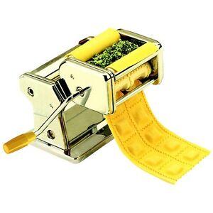 Machine à pâtes fraiche accessoires Raviolis Spaghettis Tagliatelles Lasagnes
