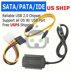 SATA-PATA-IDE-2-5-3-0-to-USB-2-0-Cable-Serial-ATA-Adapter-For-HDD-SSD-Hard-Drive