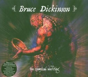 Bruce-Dickinson-Chemical-Wedding-New-CD-UK-Import