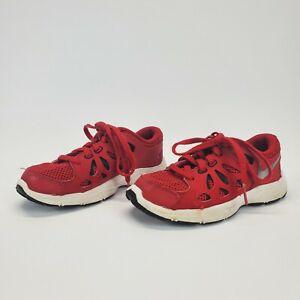 Kids Red Nikes~Nike Better World~ 2013