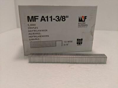"Hammer Tacker Staples MF A11 3//8/"""