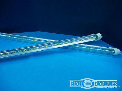 NUOVO TUBO NEON LED T8 G13 150/120/60CM 22w/18W/10w SMD2835 ALTA LUMINOSITA