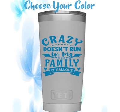 With Mom Quote Monogram Vinyl Decal  For  Cups Ramblers Tumblers Sticker