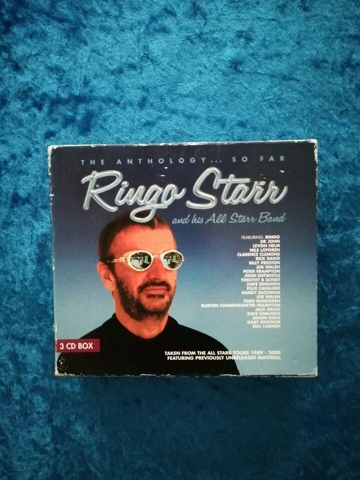 Ringo Star & his All star band: The Anthologi So far, rock