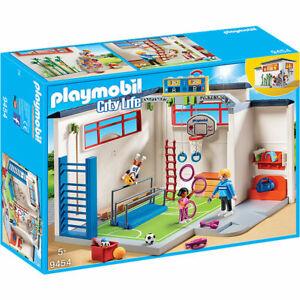 PLAYMOBIL-9454-City-Life-Gym-with-Score-Display