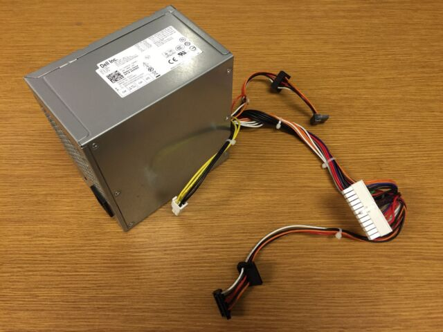 Dell Optiplex 390 790 990 MT L265AM-00 265W YC7TR 053N4 GVY79 POWER SUPPLY