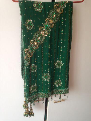 volta una da usato Banarsi donna splendido lavato Shalwar secco Kameez Abbigliamento contrattare a x8fqw0pOp