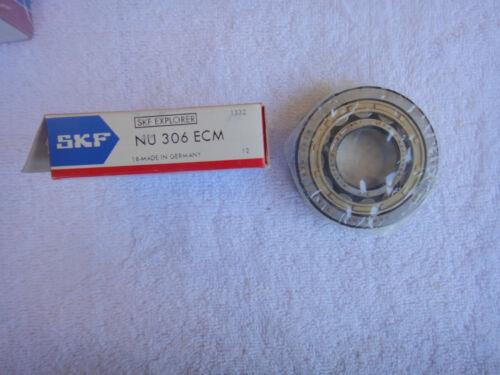 NIB SKF  Bearing     NU 306 ECM       NU306ECM