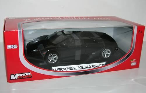 Mondo Motors - LAMBORGHINI MURCIELAGO ROADSTER 1 18