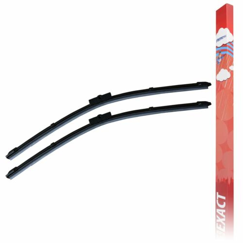 Fits Volvo V50 MW Estate Aero VU Front Exact Specific Fit Wiper Blades