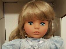 Lissi Doll TATJANA Rare Signed Award Vintage Germany Collectible Plastic New