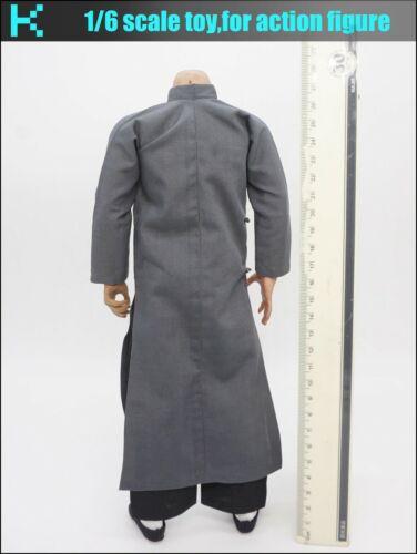 kung fu suit set L43-12 1//6 scale action figure IP man
