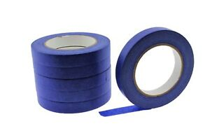 """3/"""" inch Blue Painters Tape Masking Trim 21 Day Clean Release USA MADE 60yd"""