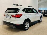 BMW X1 2,0 xDrive20d aut.,  5-dørs