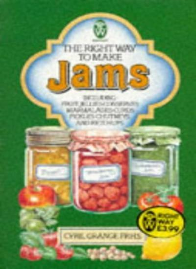 The Right Way to Make Jams By Cyril Grange