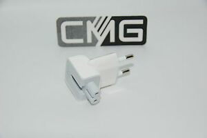Original-Apple-EU-Plug-2pin-a1561-Macbook-MAGSAFE-iPad-iPhone-iPod-cargador