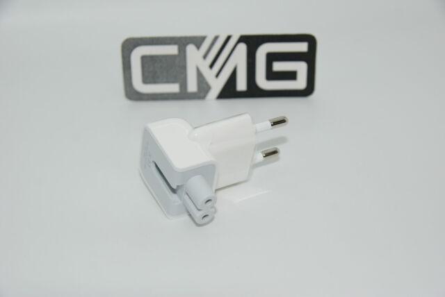 Original Apple EU Plug 2pin a1561 para Macbook MAGSAFE IPAD IPHONE Cargador