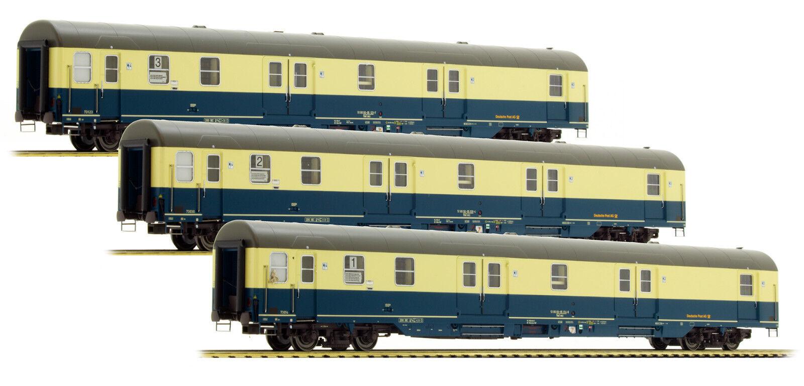 Ls Models 46300 3tlg. post marzo + marzo + marzo, océano azul beige, dt. post ag, EP. V neuhei