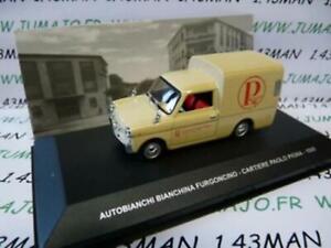 PIT2D-1-43-IXO-Altaya-Vehicules-d-039-epoque-AUTOBIANCHI-Bianchina-CARTIERE-1968