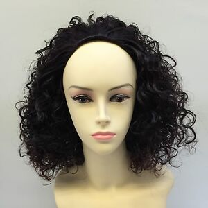 LADIES-GIRLS-WOMENS-FASHION-HALF-WIGS-WELSH-SERIES-WIGS-3-4-WIGS