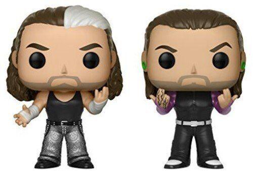 WWE Series 8 The Hardy Boyz 2 Pack by Funko Pop