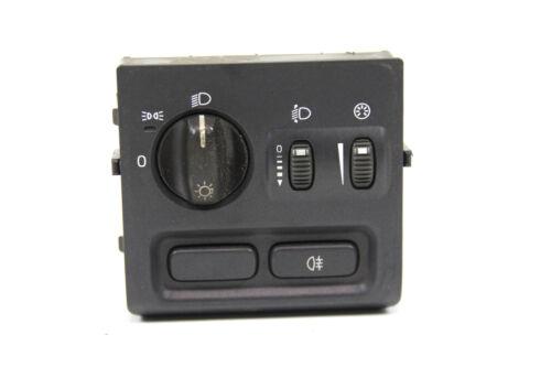 Original volvo s40 v40 Interrupteur Interrupteur Lumière 30613944 sans NSW Gris