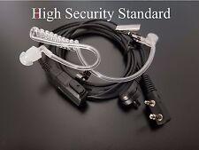 Kenwood Security Headset 2 Pin Baofeng Pofung Ohrhörer Kopfhörer Schallschlauch