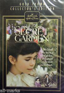 hallmark hall of fame the secret garden dvd new sealed ebay