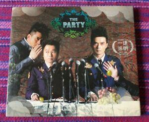 Tat-Ming-The-Party-Hong-Kong-Press-Cd
