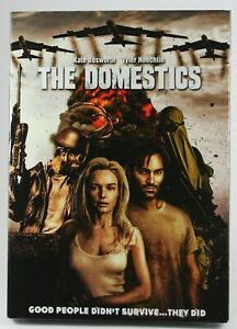 The-Domestics-DVD-2018-BRAND-NEW-Sealed-Kate-Bosworth-Sonoya-Mizuno-Slipcover