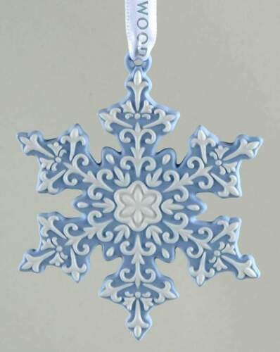 Wedgwood SNOWFLAKE COLLECTION Blue 11351211