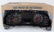 BU9T10849AC Ford Instrument Panel, V-10 Cluster, F53