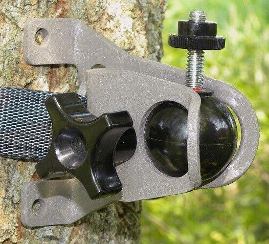NEW Heavy Duty Trail Camera Universal 360 Degree Swivel Direct Mount Hunting