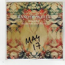 (FW84) Band Of Skulls, Death By Diamonds And Pearls - DJ CD
