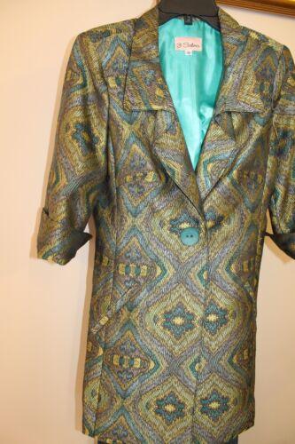 Jiro Sisters Long 5306 3 Blazer S 2 4 Coat Dressy 3s958 Jacket Usa xw6wFSHX
