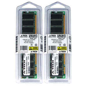 1GB-2-x-512MB-SD-Desktop-Modules-133-SDRam-133-168-pin-168-pin-SD-Memory-Ram-Lot