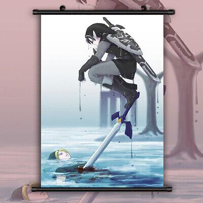 The Legend of Zelda HD Print Anime Wall Poster Scroll Room Decor