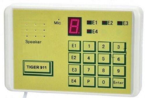 Modèle Pro Transmetteur Telephonique Telealarme Autonome 4 numéros