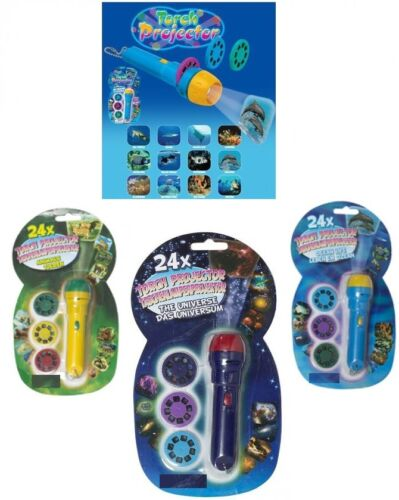 Animal Ocean Universe Projector Torch Fun Engaging Science teach learning Discs