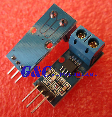 1pcs new 20A range Current Sensor Module ACS712 Module M60