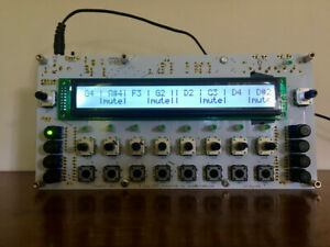 Midisizer MidiAlf Midi Sequencer with DIY CV in/out kit