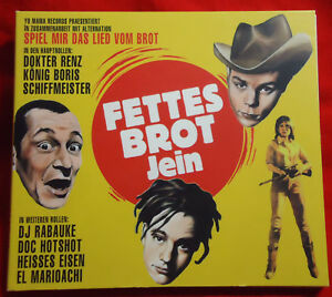 Jein-von-Fettes-Brot-4-Tracks-Digipack-CD-1996-Yo-Mama-Records-Intercord