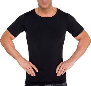 LISH-Men-039-s-Slimming-Compression-Body-Shaper-Gynecomastia-Undershirt