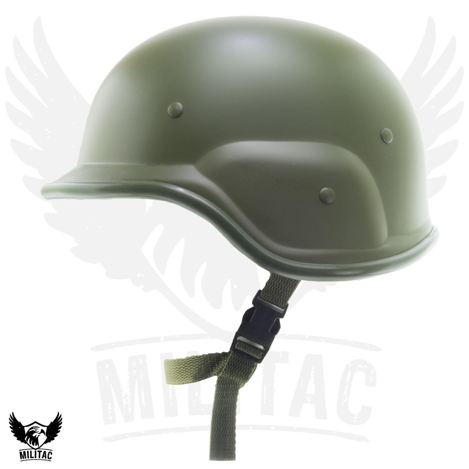 M88 Armada Casco Paintball Airsoft Casco Tácticas Militares Verde Verde Verde Casco 3bbf77