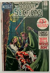 1971-THE-HOUSE-OF-SECRETS-93-SIGNED-BY-BERNIE-WRIGHTSON