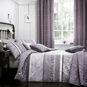 Dreams-amp-Drapes-HANWORTH-Eyelet-Curtains-Duvet-Cover-Set-Bedspread