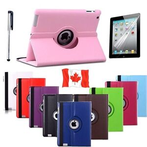 Leather-Case-Cover-For-Apple-iPad-Smart-Shockproof-iPad-Etui-Screen-Protector